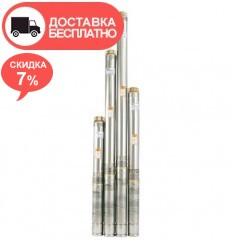 Центробежный многоступенчатый скважинный насос Насосы+Оборудование 75QJD122-0.55 + пульт