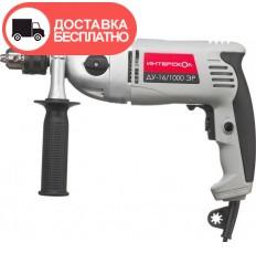 Дрель ударная Интерскол ДУ-16/1000ЭР / ДУ-16/1000М-ЭР