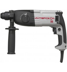 Перфоратор Интерскол П-22/620ЭР + (кейс)