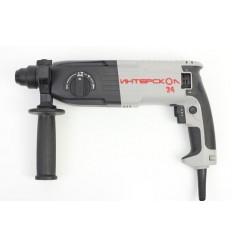 Перфоратор Интерскол П-24/700ЭР + (кейс)