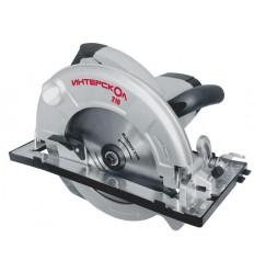 Дисковая пила Интерскол ДП-210/1900М