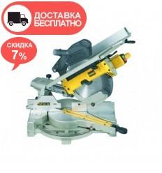 Пила торцовочно-циркулярная DeWalt D27111