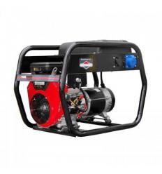 Бензиновый генератор AGT 8000 EAG + бесплатная доставка