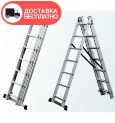Лестница трехсекционная Кентавр 3х8