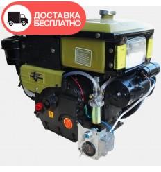 Дизельный двигатель водяного охлаждения Кентавр ДД190ВЭ