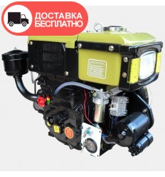 Дизельный двигатель водяного охлаждения Кентавр ДД180ВЭ
