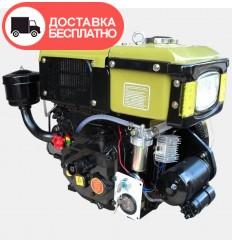 Дизельный двигатель водяного охлаждения Кентавр ДД195ВЭ