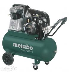 Компрессор Metabo Mega 550-90 D