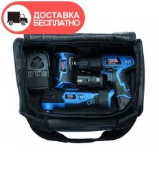 Комплект аккумуляторного инструмента Scheppach Akku set L1