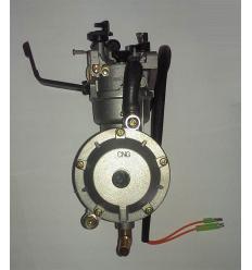 Карбюратор бензин- газ с редуктором (5,0-6,0 кВт) распродажа