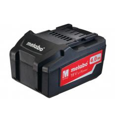 Аккумуляторный блок Metabo 18 V, 4,0 Ач, LI-POWER