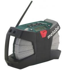 Радиоприемник аккумуляторный Metabo PowerMaxx RC Wildcat 10,8 В (каркас)