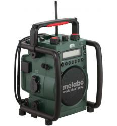 Радиоприемник аккумуляторный Metabo Metabo RC 14,4-18 (каркас)
