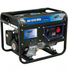 Бензиновый генератор AGT 8203 MSB