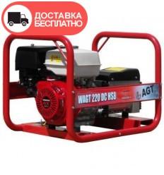 Сварочный генератор WAGT 220 DC HSB PL