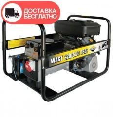 Сварочный генератор AGT WAGT 220/5 DC BSBE R16