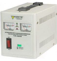 Стабилизатор напряжения Forte TVR-500VA