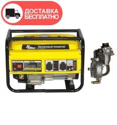 Бензино-газовый генератор Кентавр КБГ 283