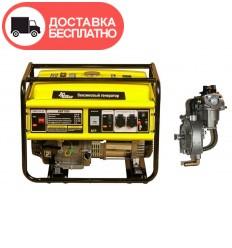 Бензино-газовый генератор Кентавр КБГ 505