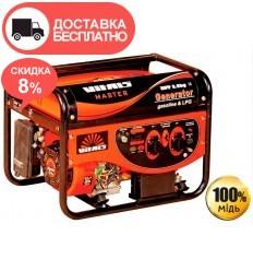 Бензино-газовый генератор Vitals Master EST 2.8bg