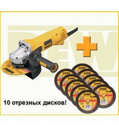 Угловая шлифовальная машина DeWALT D28141