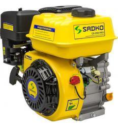 Бензиновый двигатель Sadko GE-200 PRO с воздушным фильтром в масляной ванне