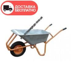Тачка строительная одноколесная 100/180